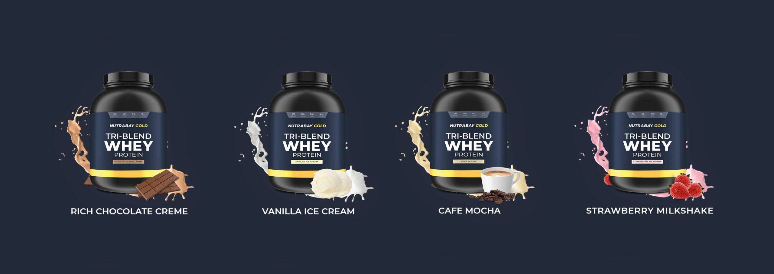 Top-5 Whey Protein Concentrate Supplements In India scaled