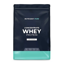 Nutrabay Pure Series Whey Protein Concentrate